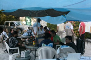 2010.01 ACF office PaP Haiti