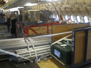 2010.01 air cargo frestyle loading