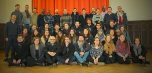 2017 HQ Annual department workshop / Séminaire Annuel 2017 de département